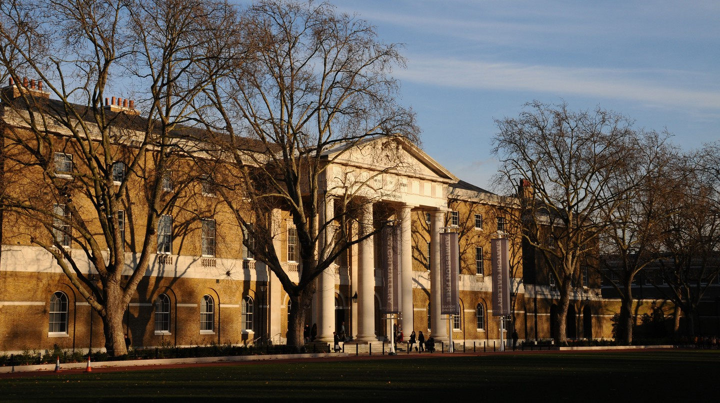 The Saatchi Gallery is just one of Chelsea's swanky attractions