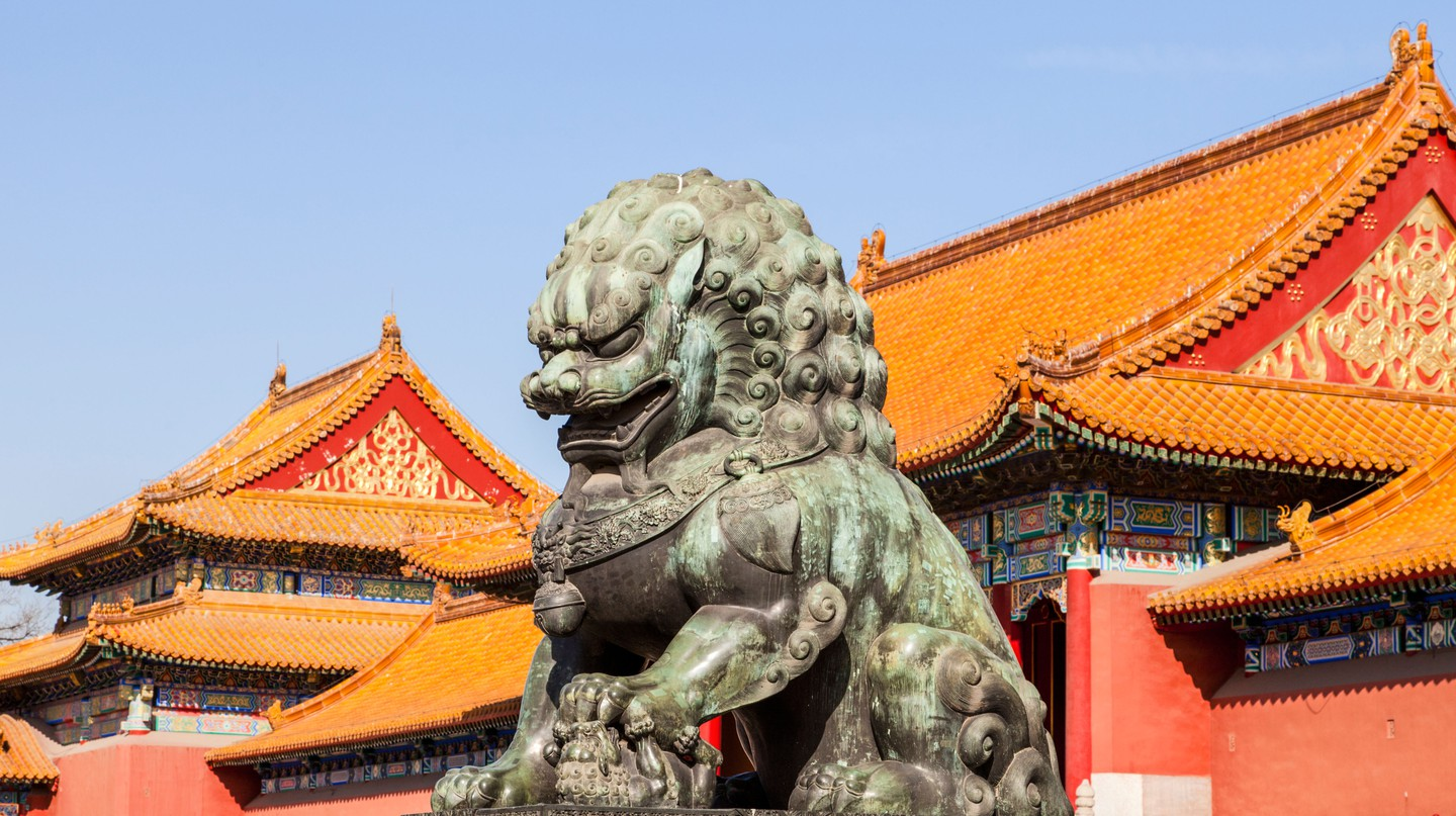 The Forbidden City in Beijing, China, should be on everyone's bucket list