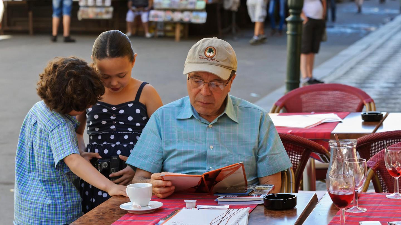 Prague is home to many quiet cafés