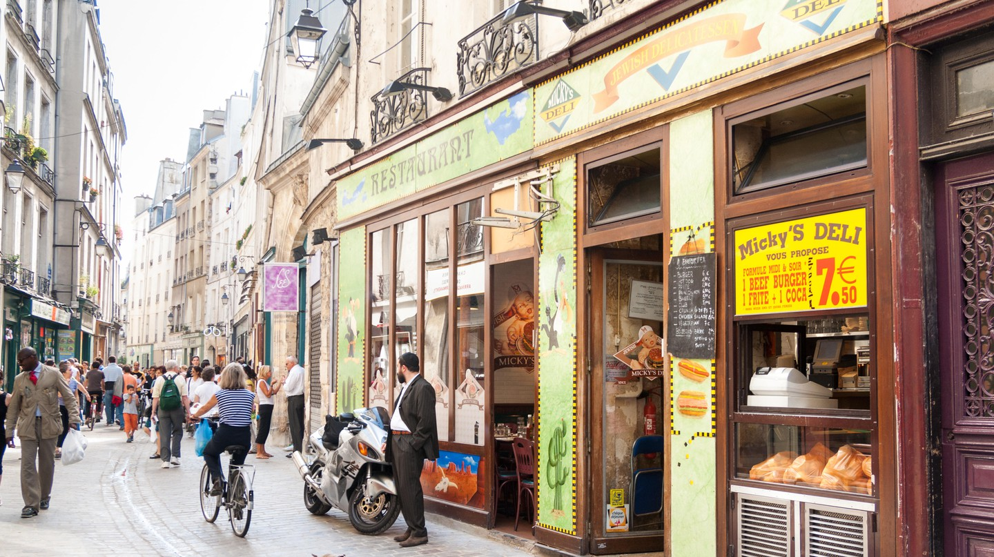 Le Marais is one of Paris's oldest and trendiest neighbourhoods