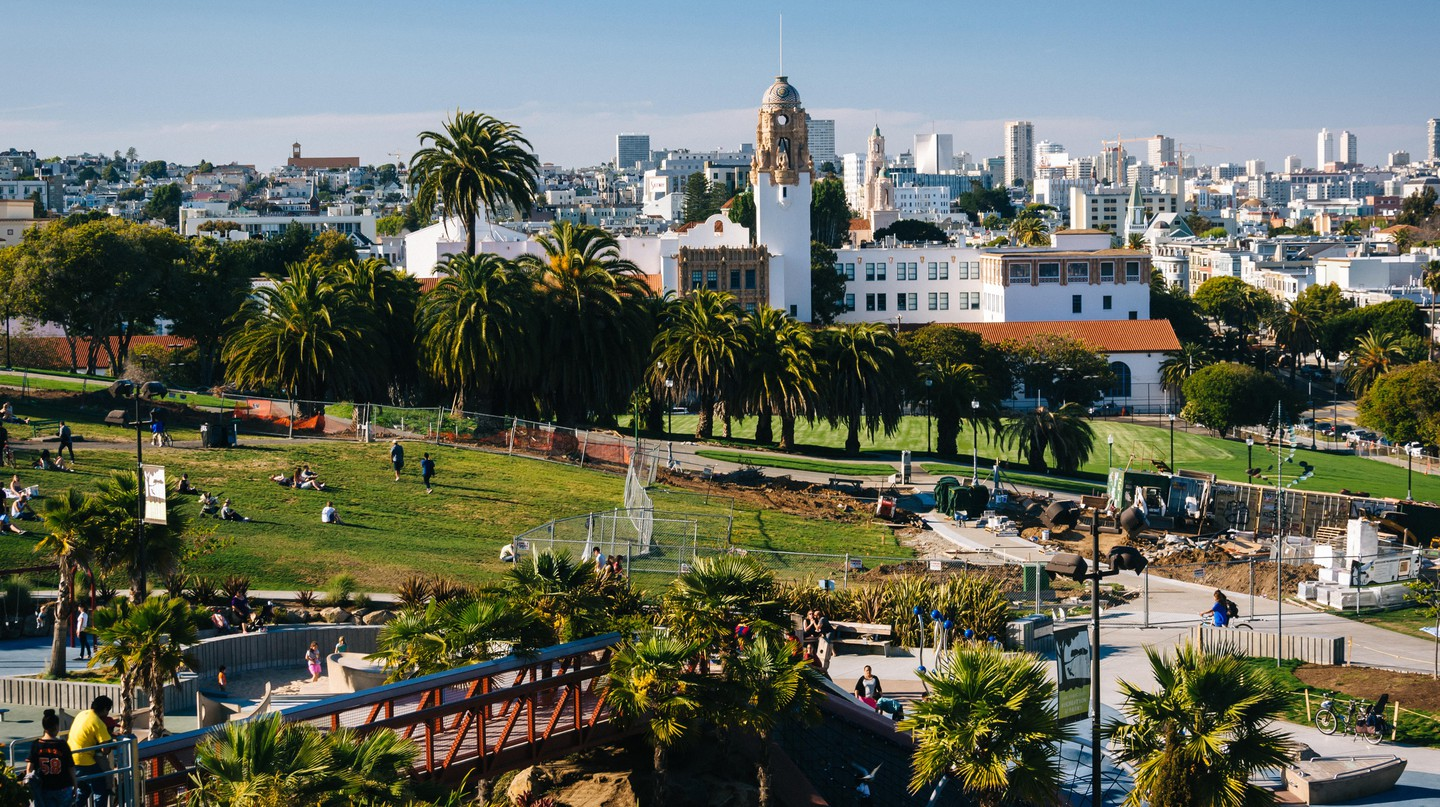 Mission Park, in San Francisco, California