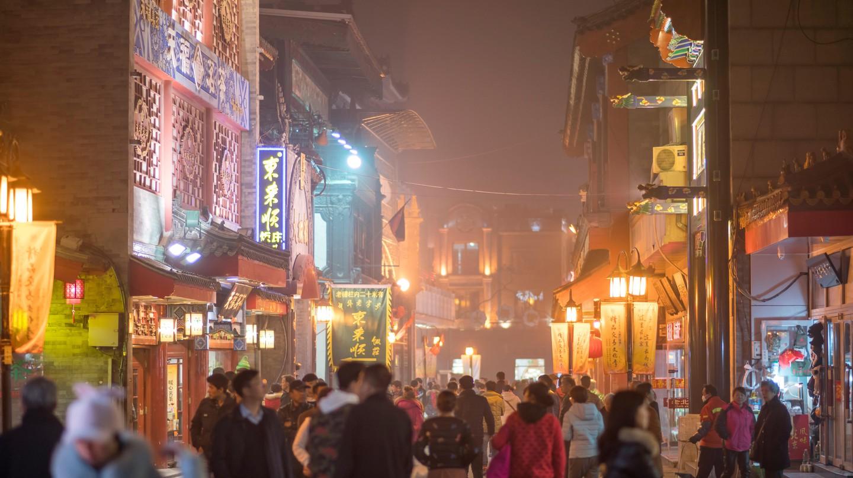 Beijing's nightlife is sure to please