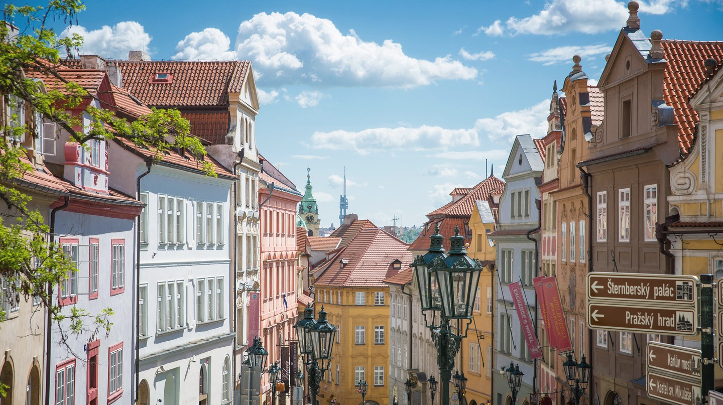 Full of history, Prague's Old Town is a must-visit