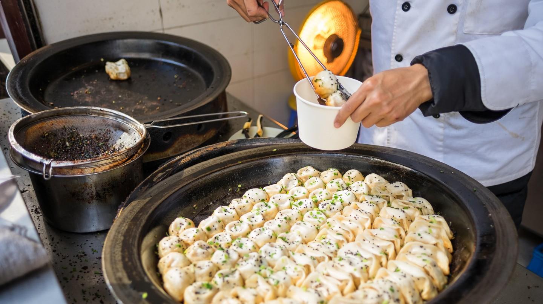 Enjoy a delicious brunch in Shanghai