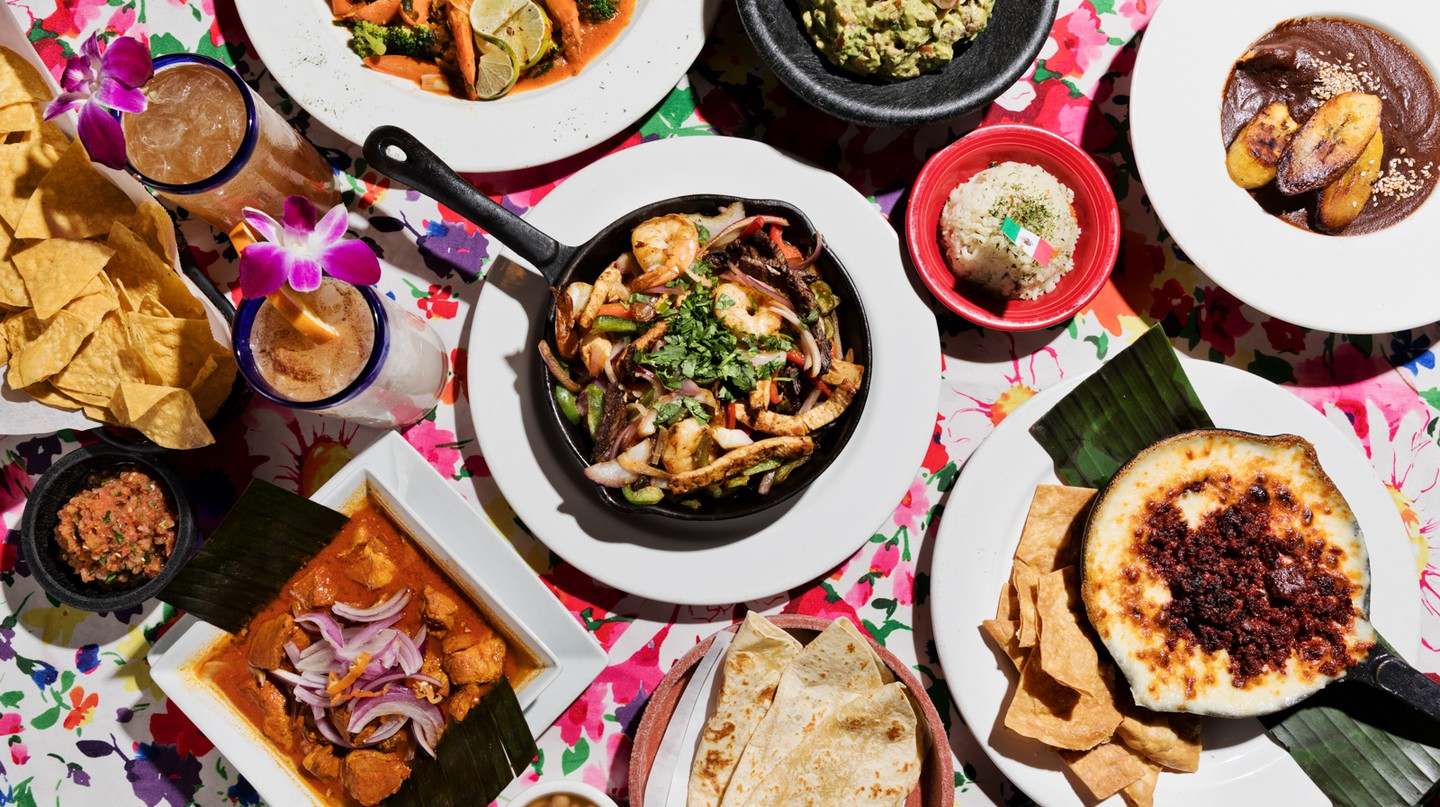 Casa La Golondrina serves up traditional Mexican food in LA
