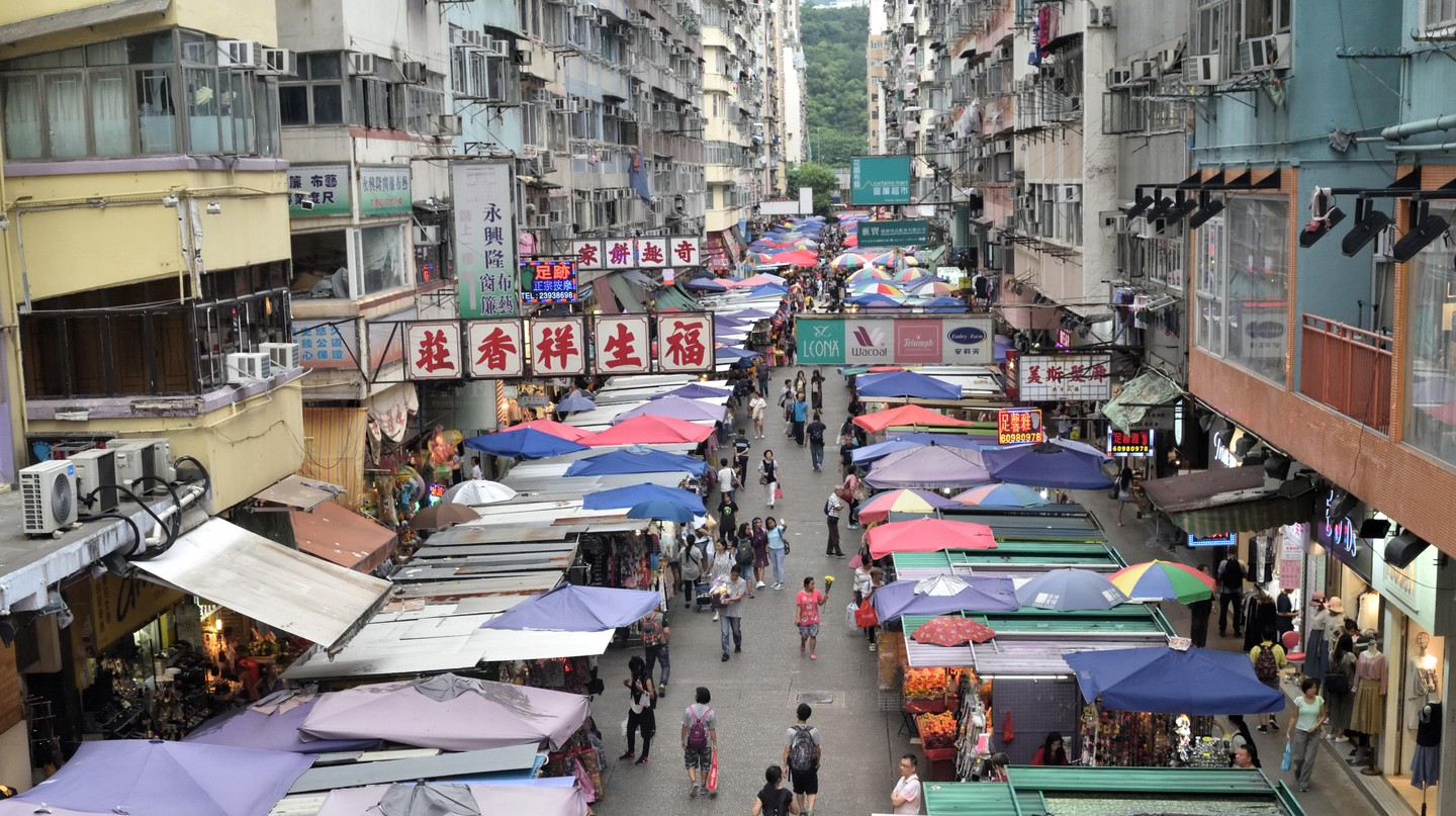 Hong Kong has a host of markets to fit every budget