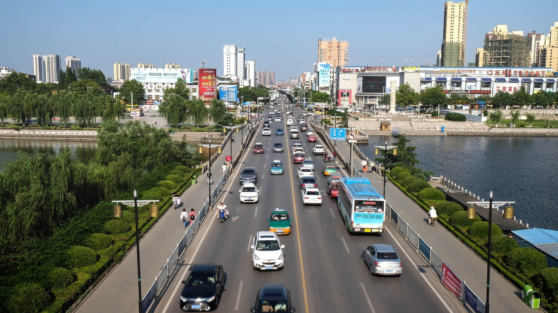 Gu tian Bridge, Shanghai