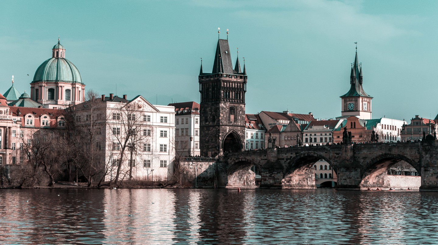 Prague is known as the City of a Hundred Spires