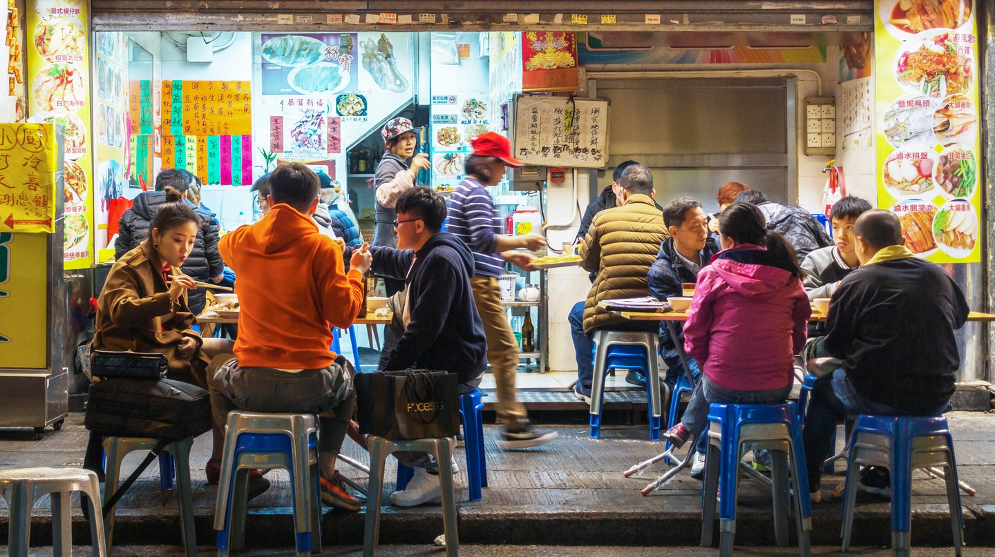 Eat your way around Kowloon
