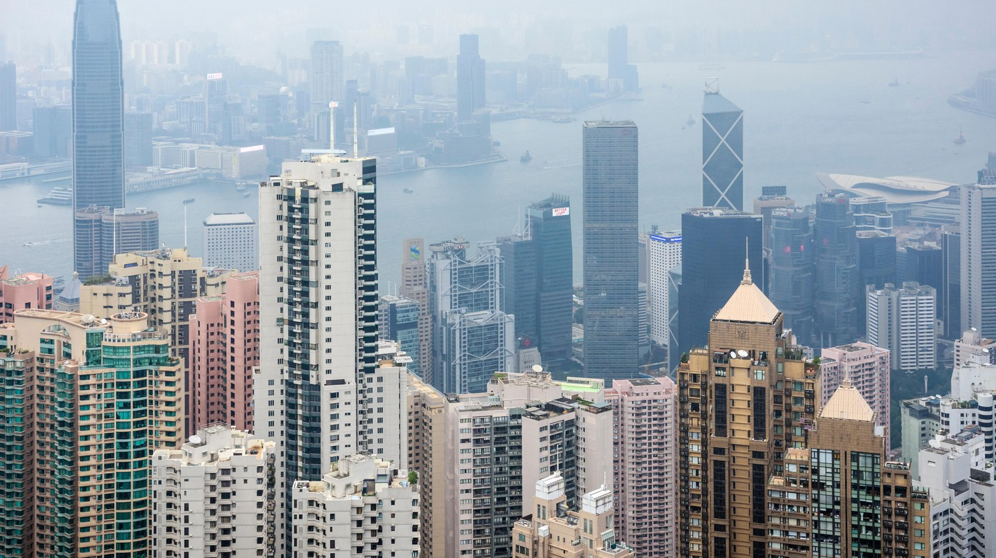 Hong Kong is perfect for solo travellers