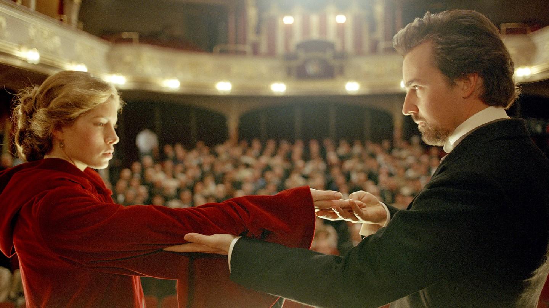 Jessica Beil and Edward Norton take the lead in 'The Illusionist'