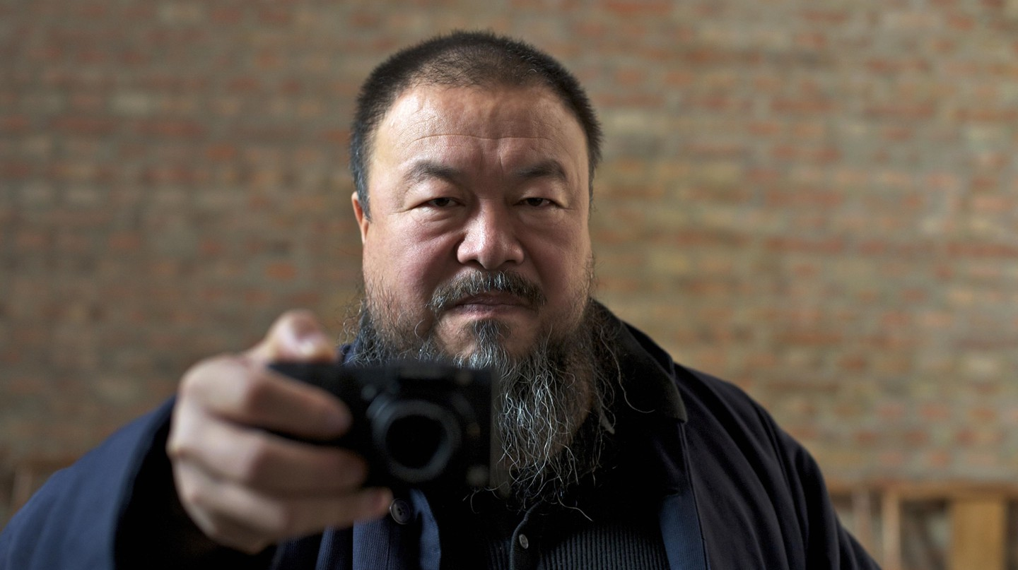 Artist Ai Weiwei spent most of his life in Beijing