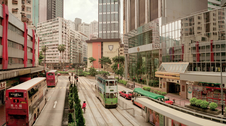 Causeway Bay is one of Hong Kong's busiest neighbourhoods