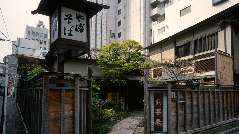 Yabu Soba is a Tokyo favourite