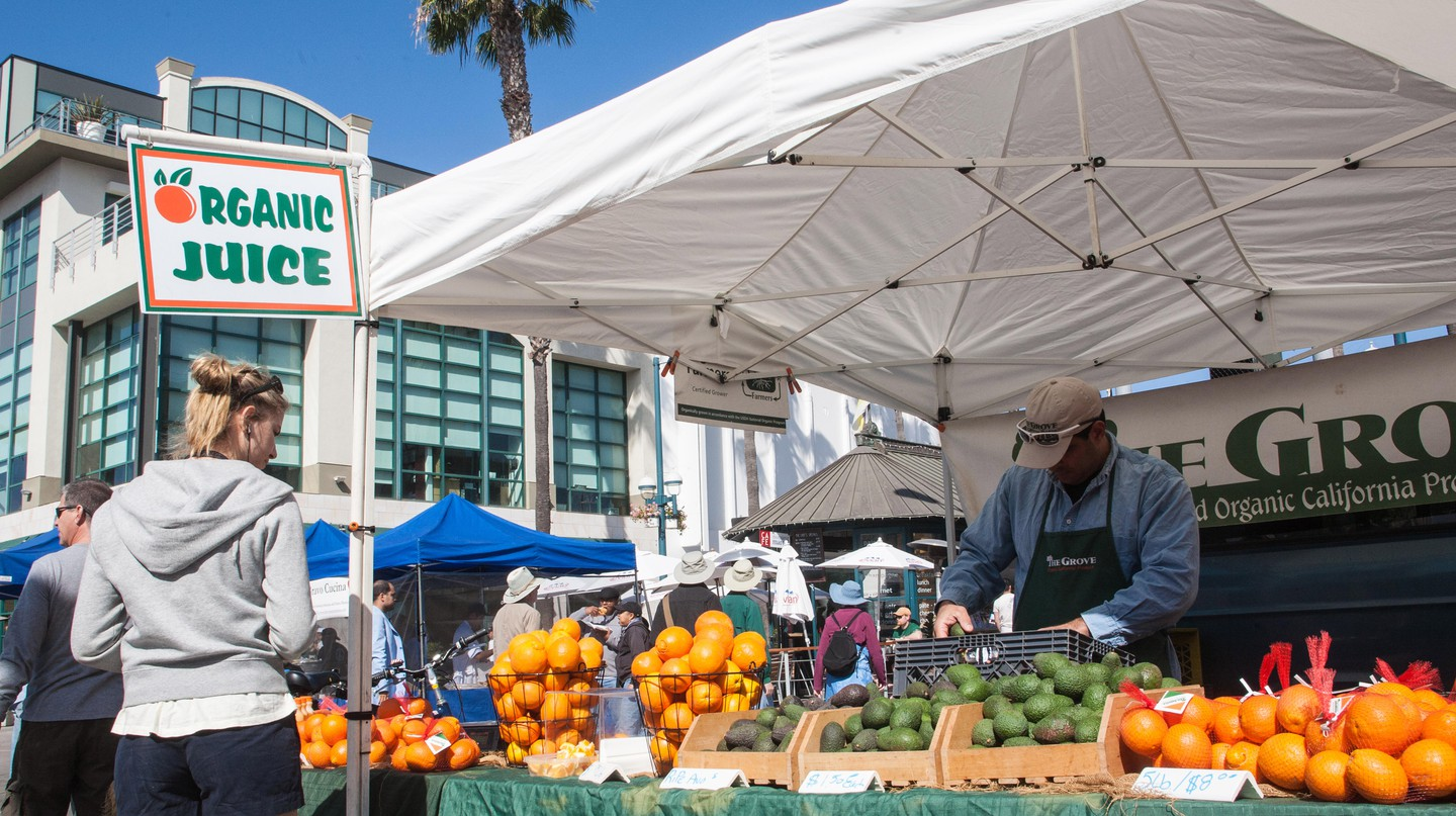 These are the best farmers' markets to visit in LA