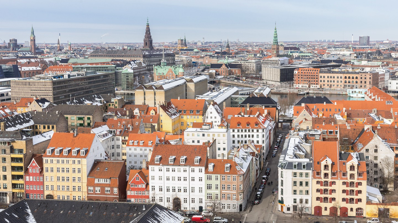 Copenhagen is one of Europe's film and TV capitals