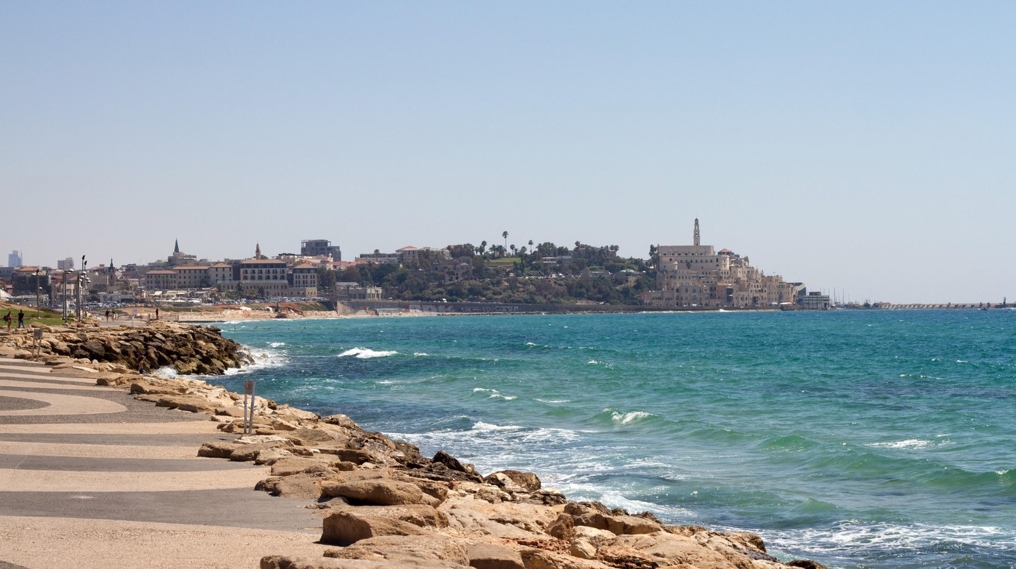 Jaffa is Tel Aviv's oldest neighbourhood