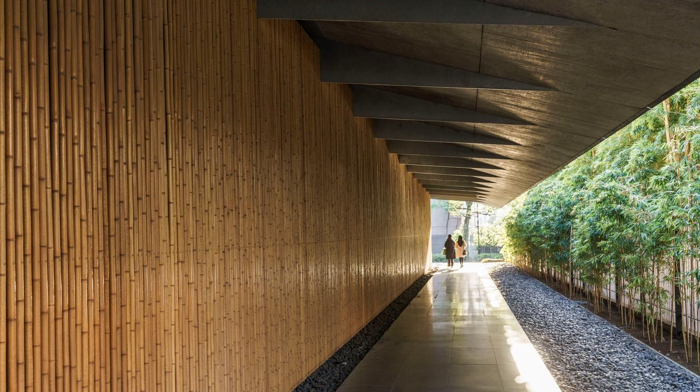 Nezu Museum, Minato-Ku, Tokyo, Japan.