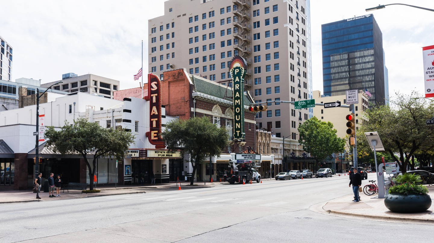 There are a range of places to stay in Austin, Texas