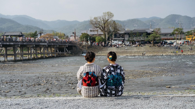 Arashiyama, Kyoto, Japan