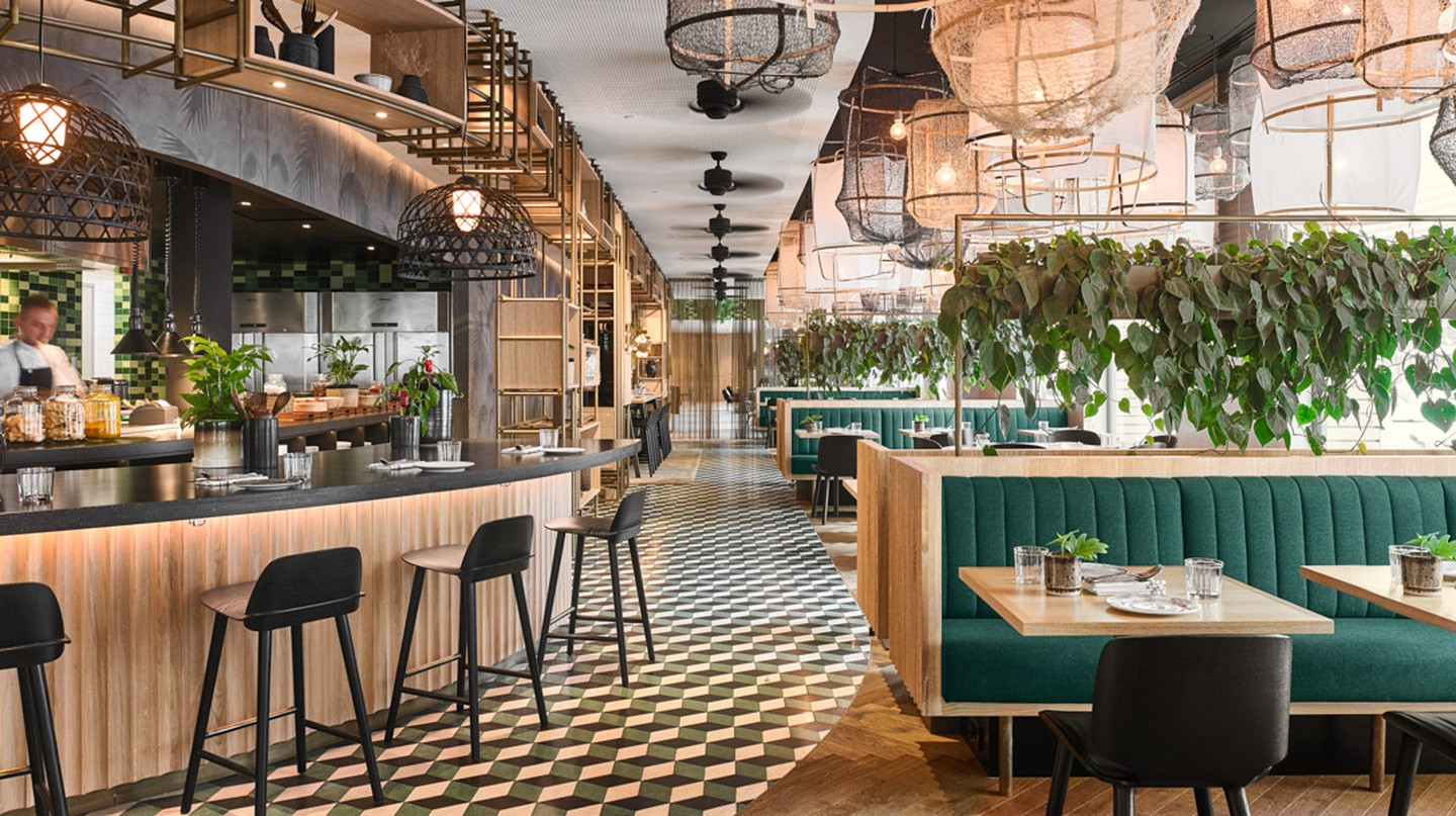 Mama Makan Indonesian Kitchen features stunning design and classic Indonesian dishes