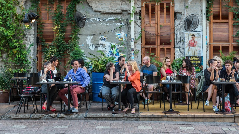 Vegans have an endless array of appetising options in Tel Aviv