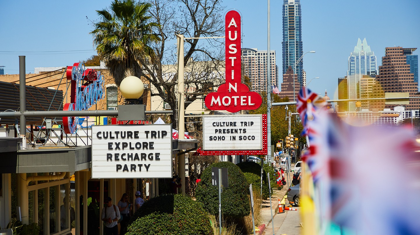 Culture Trip Brought Three Nights of Film, Fun and Drag Queens to SXSW