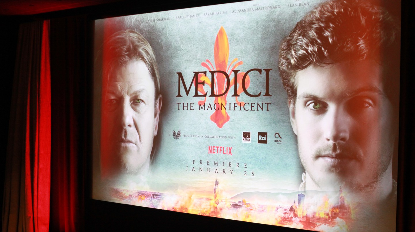 'Medici: The Magnificent'