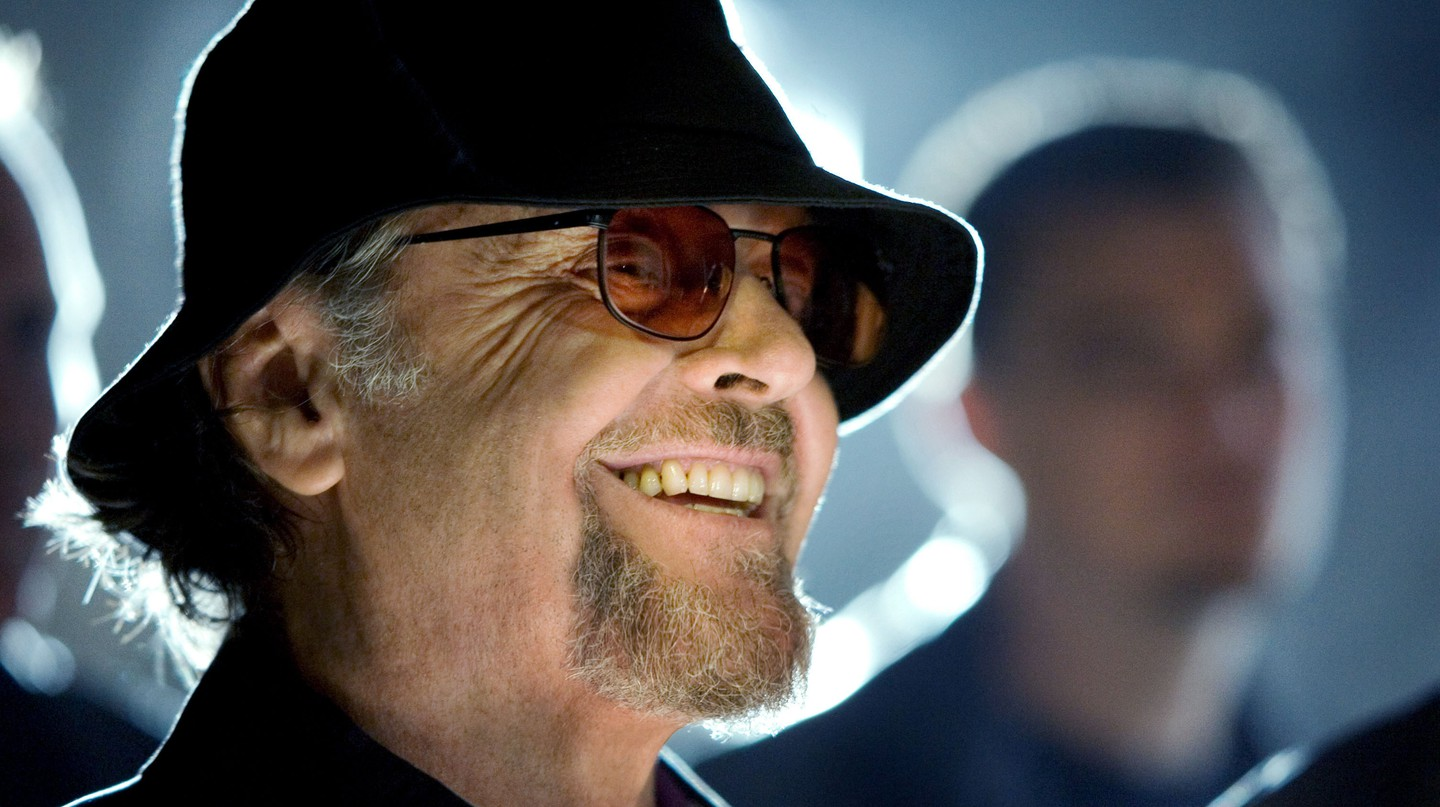 Jack Nicholson in The Departed - 2006