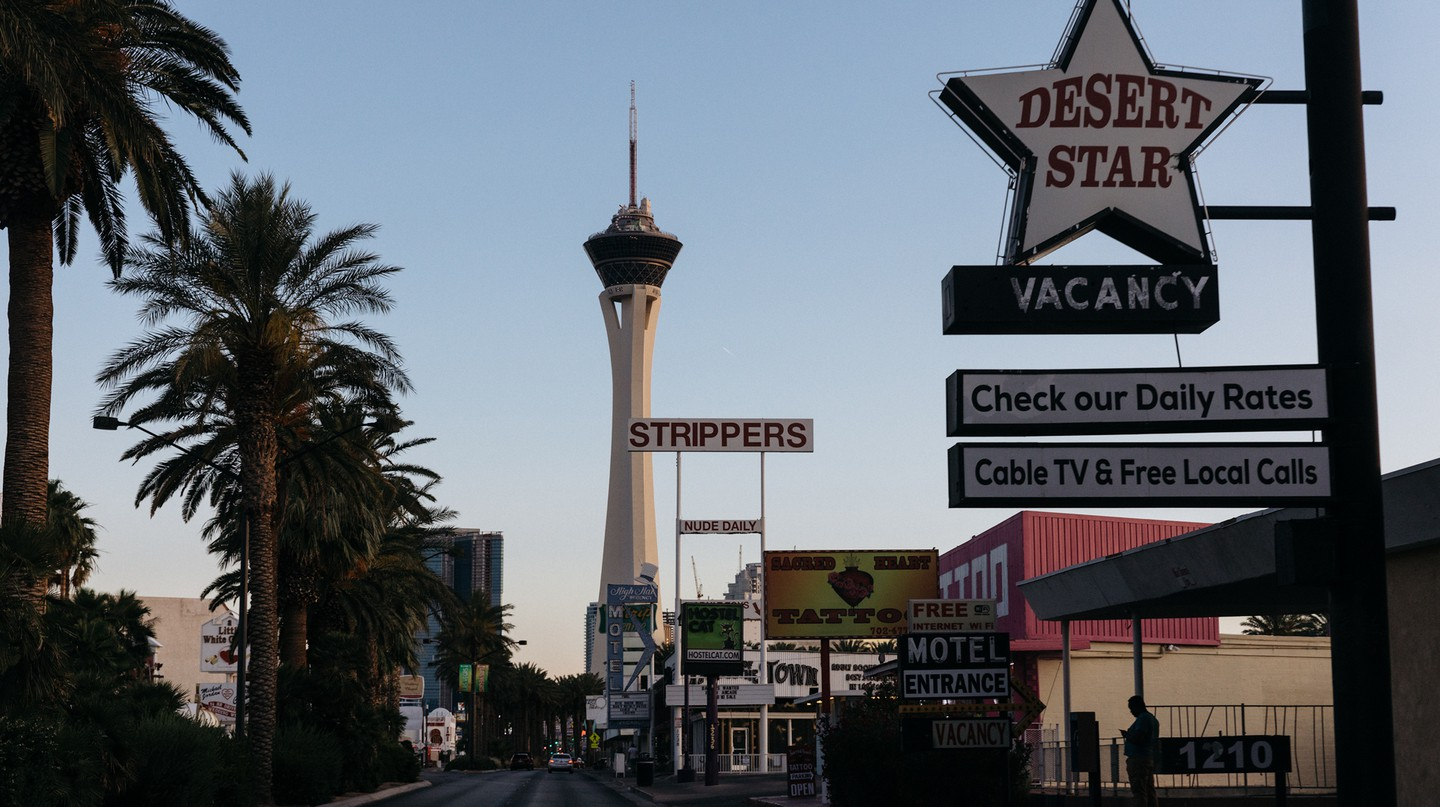Dive into Las Vegas's varied neighborhoods to get a feel for Sin City
