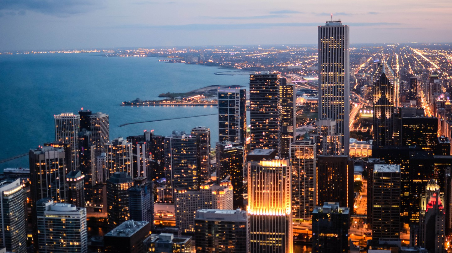 Chicago is one of the largest cities in the United States