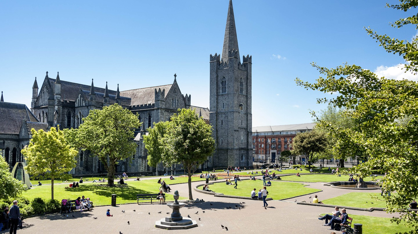Explore Dublin's historic buildings and culture in just two days