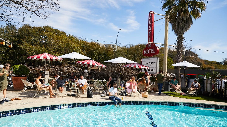 Culture Trip takes over the Austin Motel at SXSW 2019