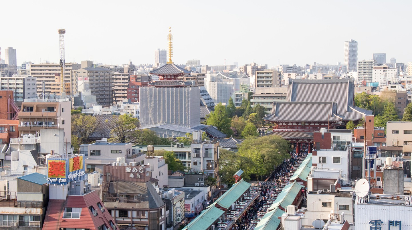 Explore Tokyo with an expert guide to make the most of your experience