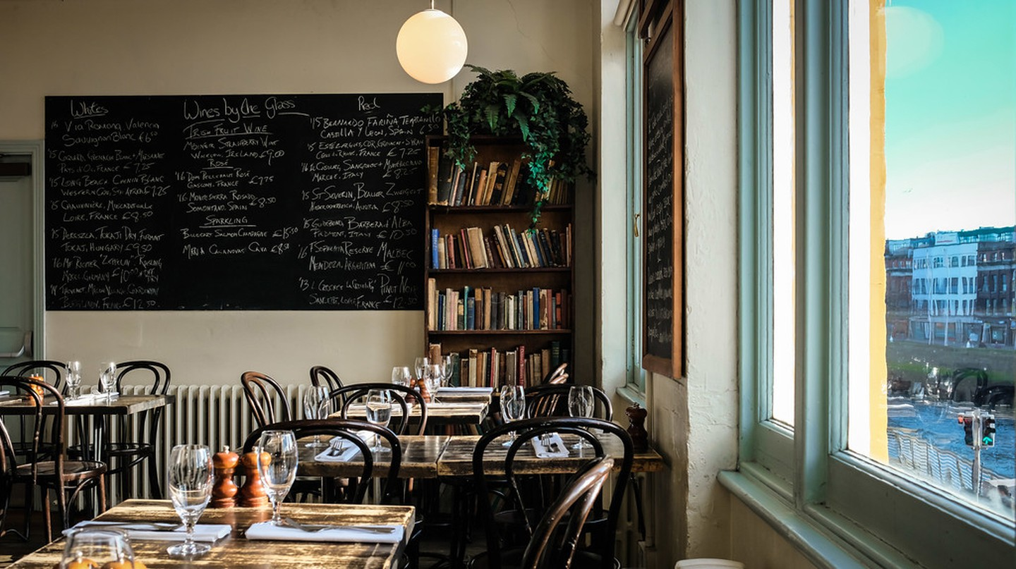 The Winding Stair serves delectable Irish home cooking