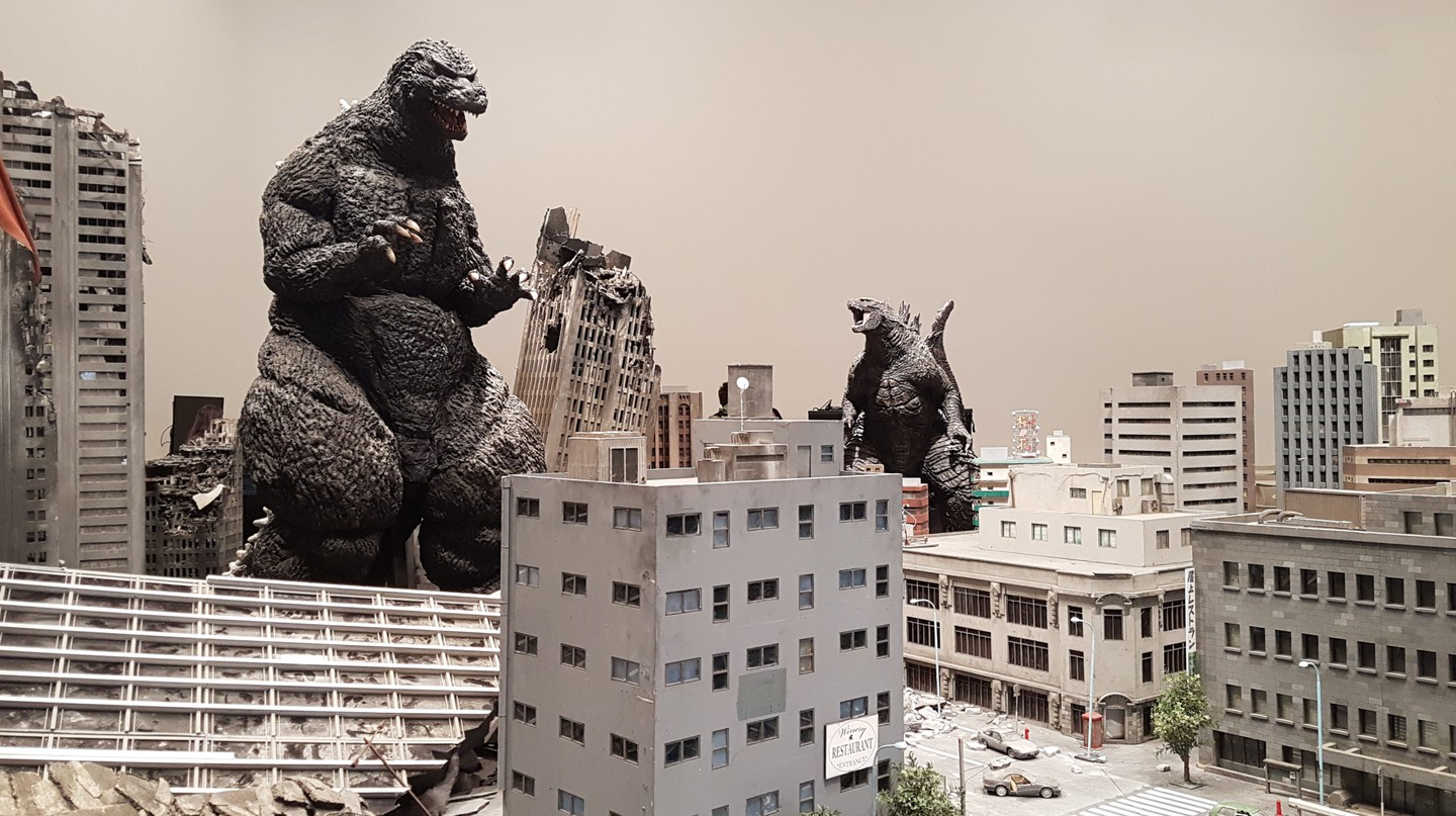 Culture Trip explores Toho Studios, the home of Godzilla