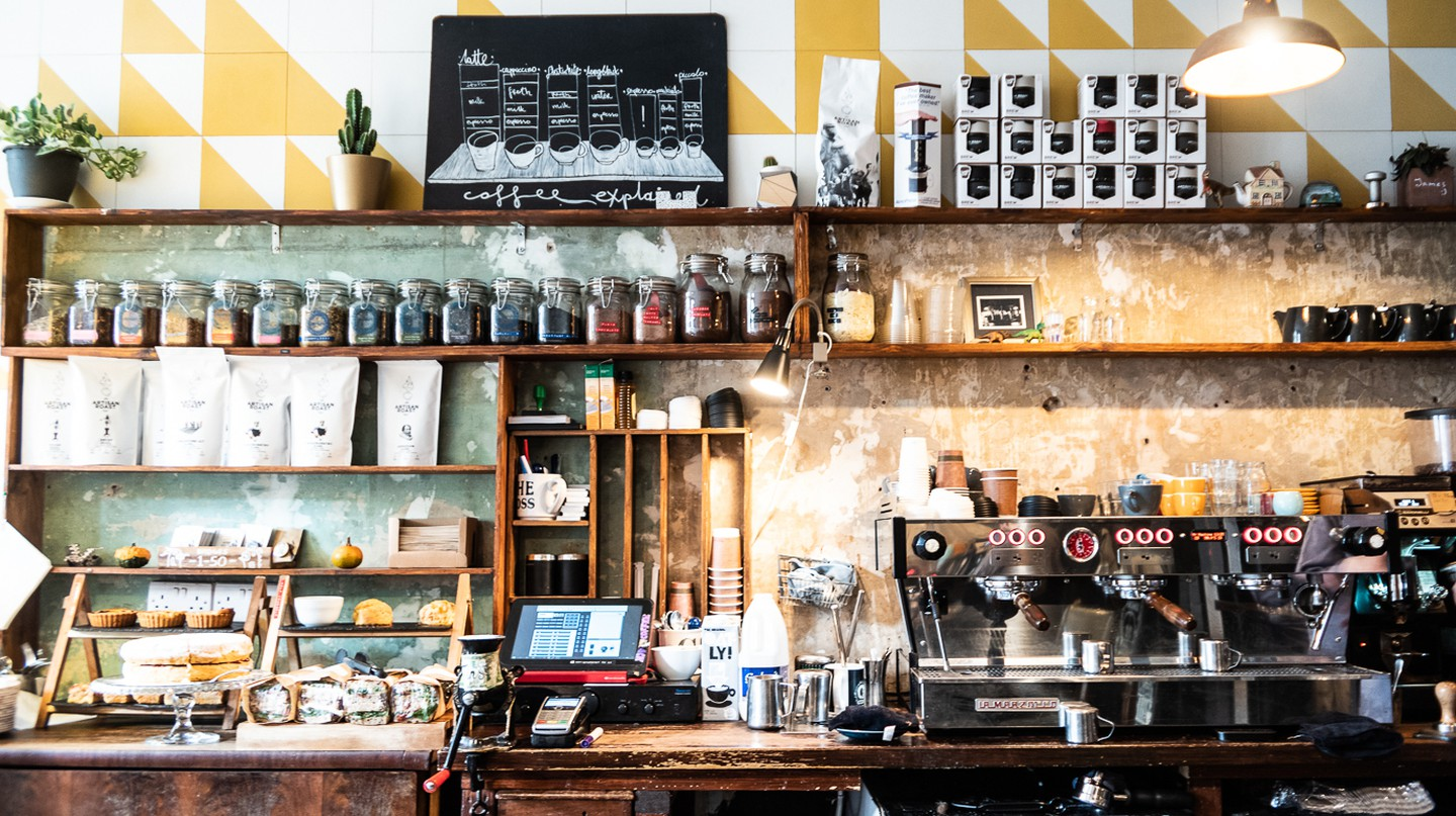 Artisan Roast opened its first café in 2007