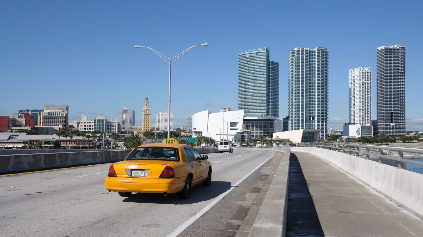 Downtown Miami has many affordable accommodation options