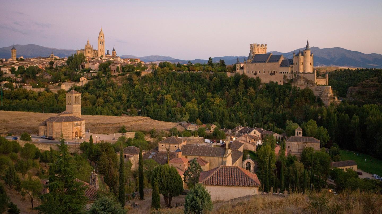El Alcazar Castle, Seville