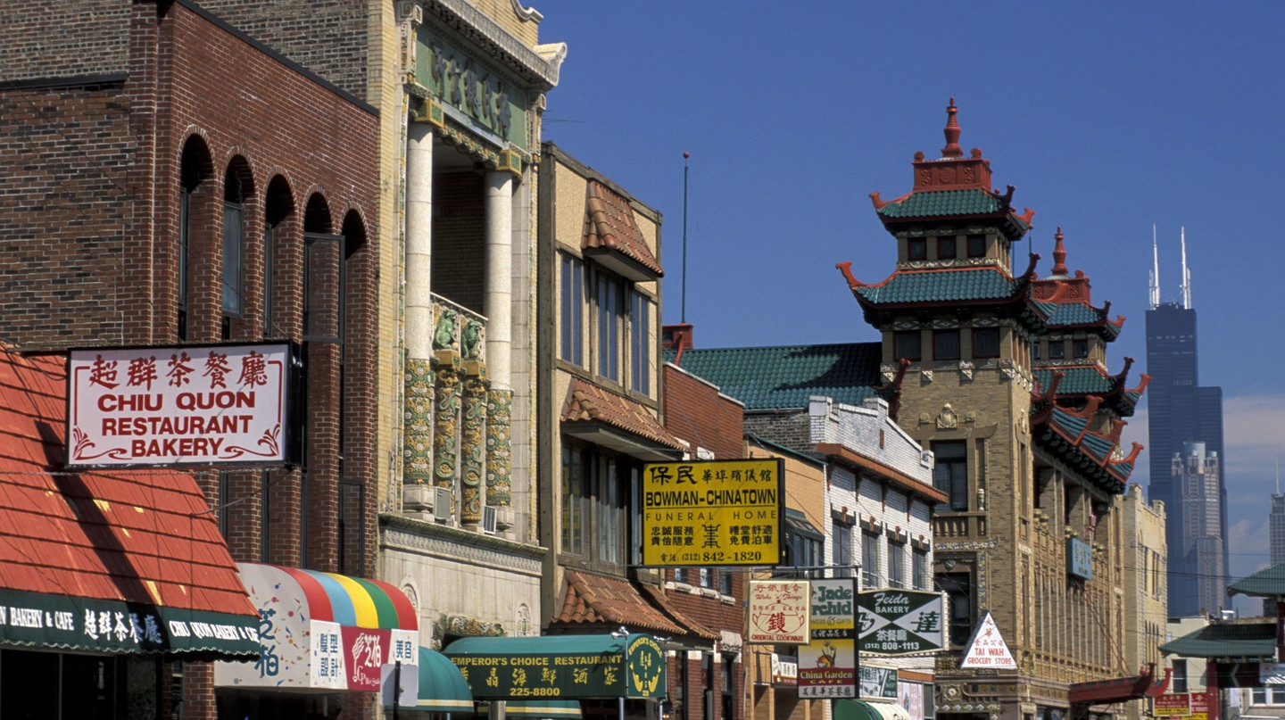 Discover the multicultural cuisine in Chicago's Chinatown