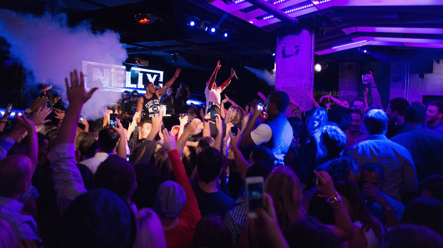 The Underground hosts big-name acts like Nelly