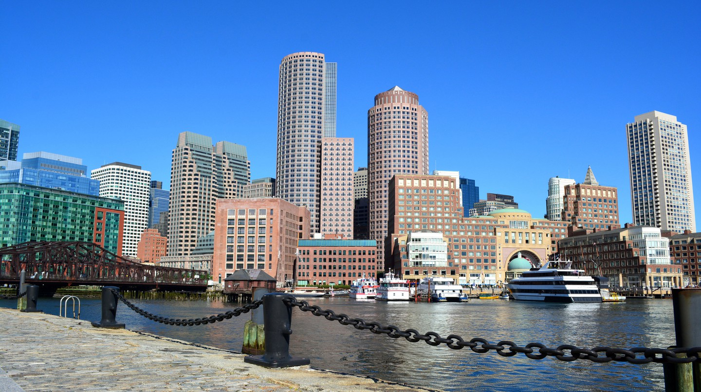 Stay in Downtown Boston on your trip to Beantown