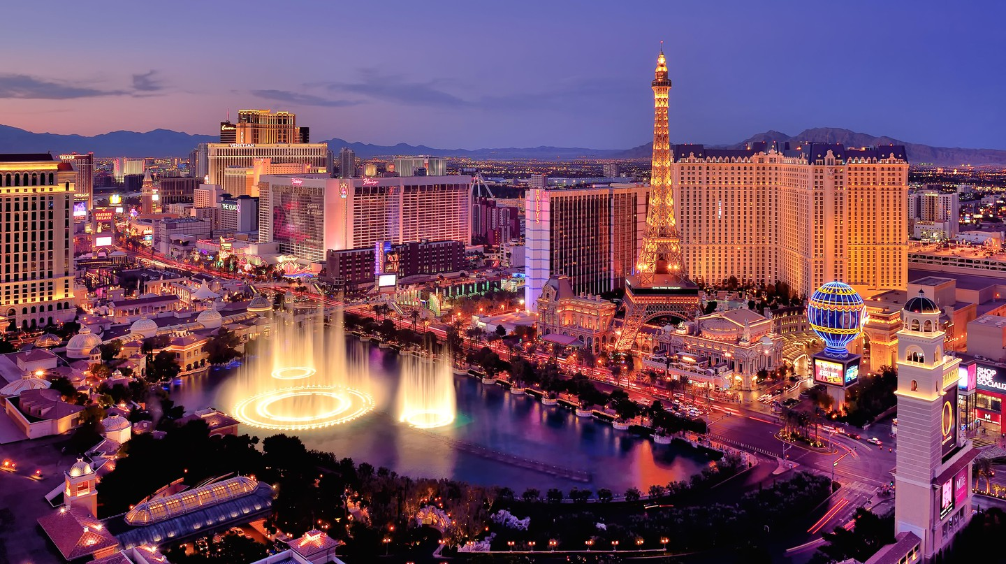 Las Vegas is a known party city, which means that it's home to vast array of bars