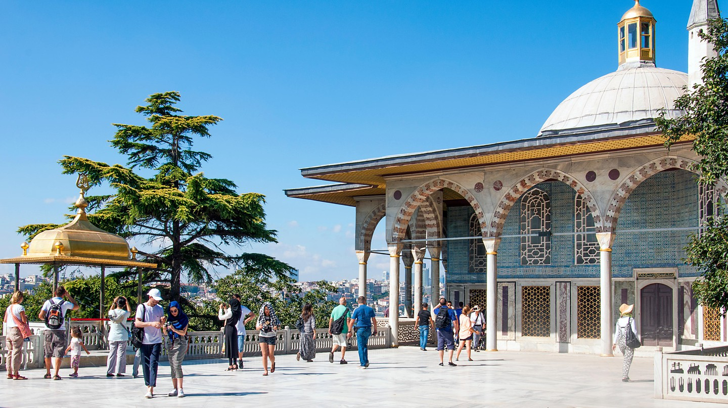Explore Istanbul's many museums on your trip to the city