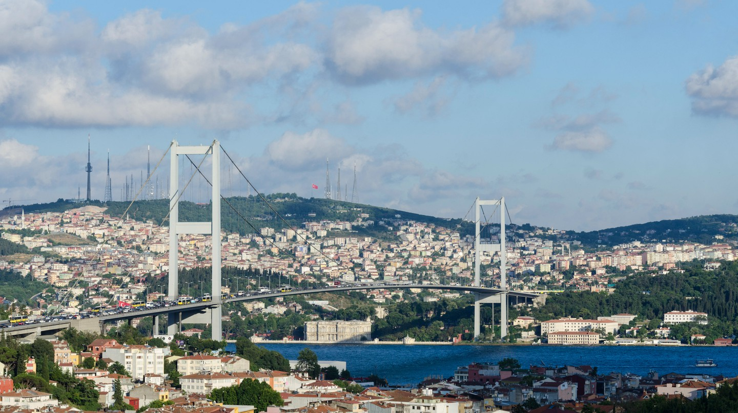 Istanbul's many neighbourhoods reveal the city's diversity and dynamism