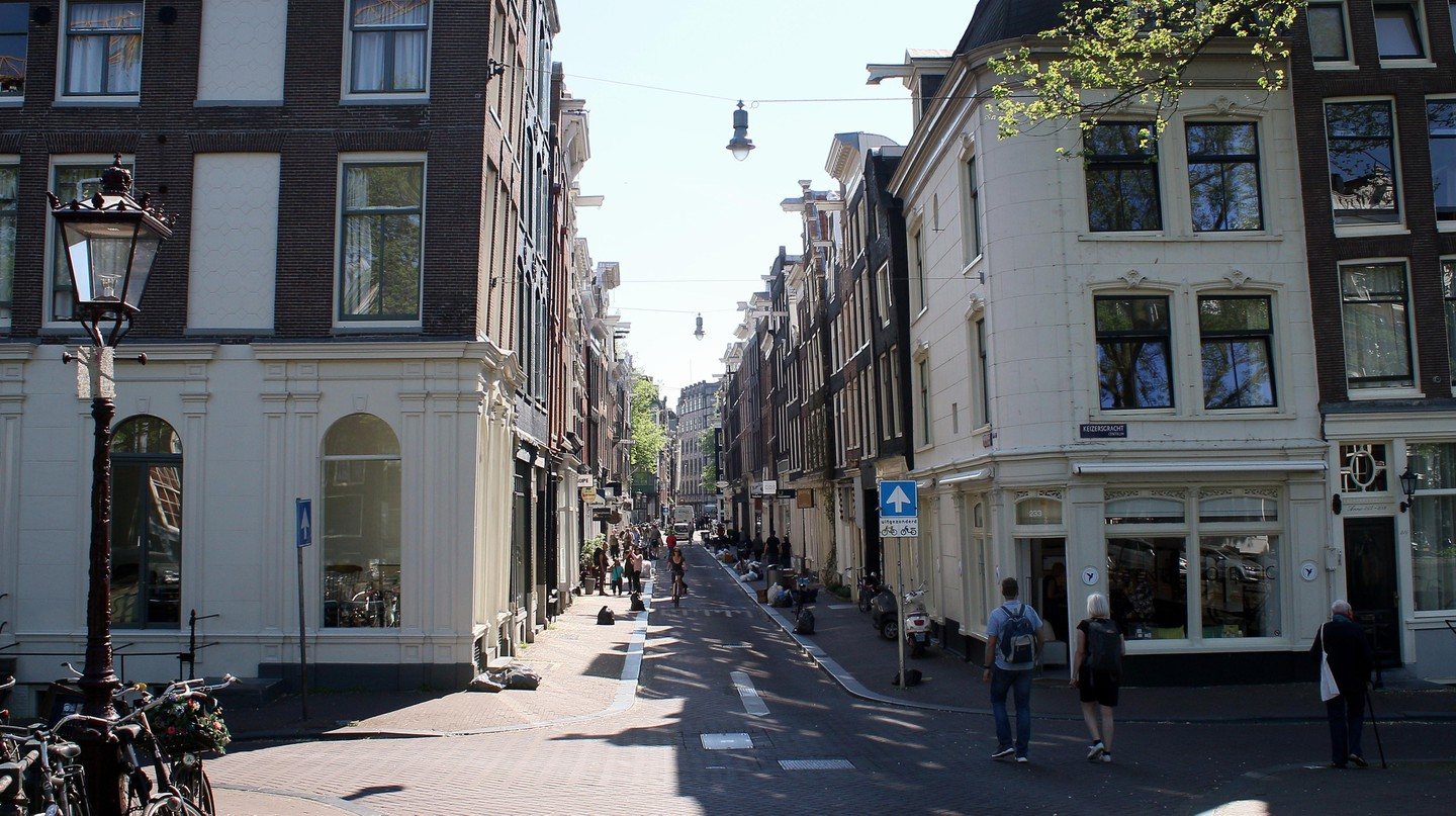Nine Streets is an area packed with hip boutiques, galleries, restaurants and bars