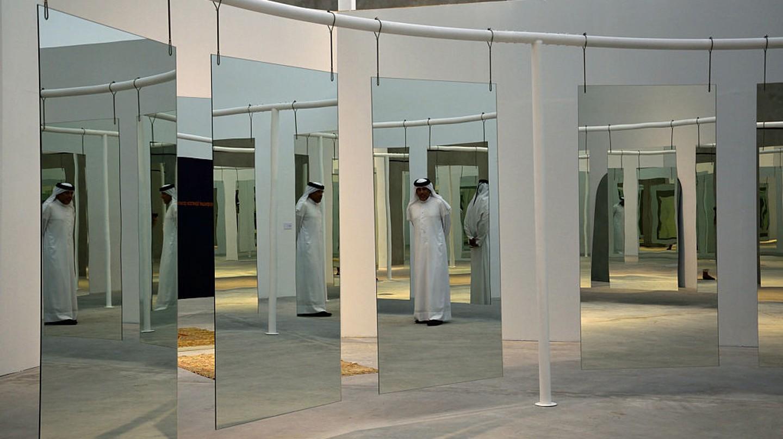 Alserkal Avenue is the cultural centre of Dubai