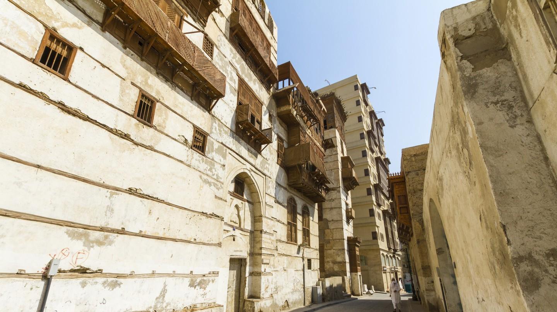 Jeddah is Saudi Arabia's second-largest city