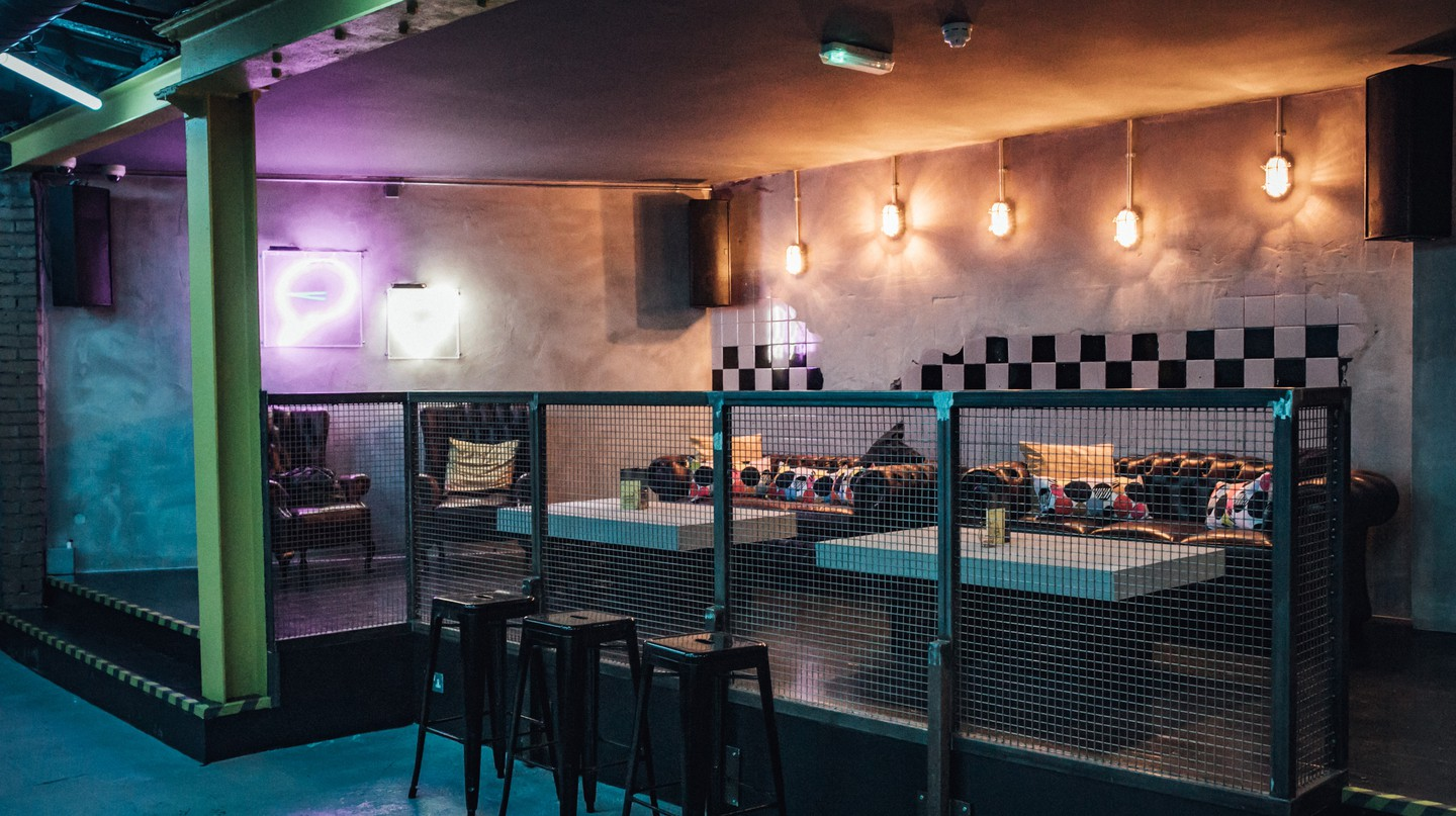 4042 is one of many excellent nightlife options in Edinburgh