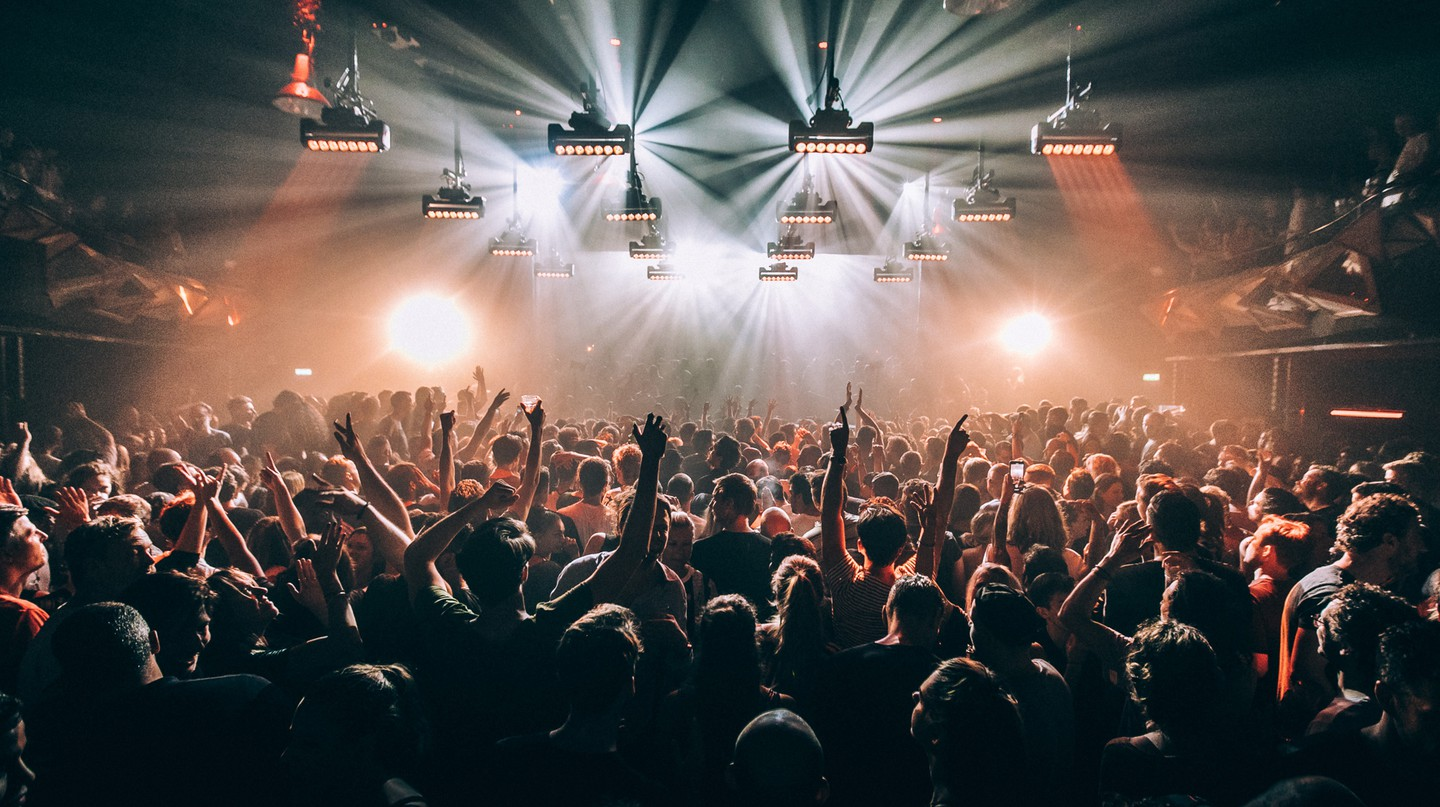 De Marktkantine is one of the biggest clubs in the Netherlands